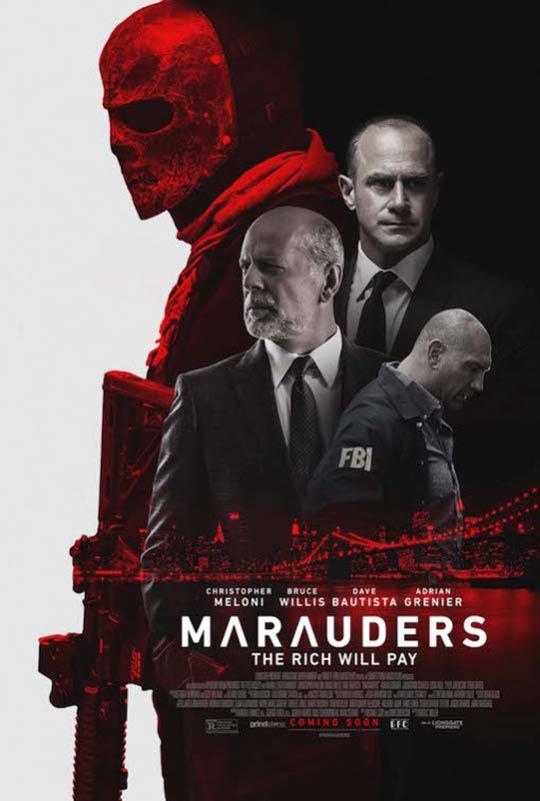 Marauders Poster #1