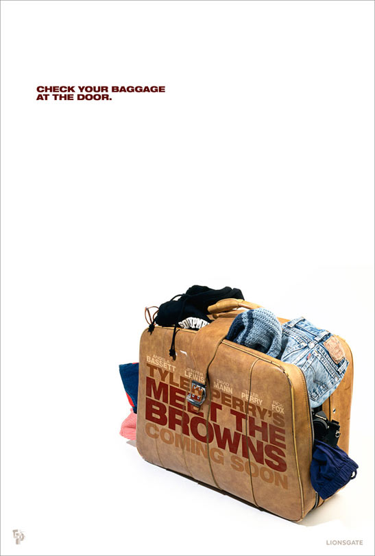 Tyler Perry's Meet the Browns Poster #1