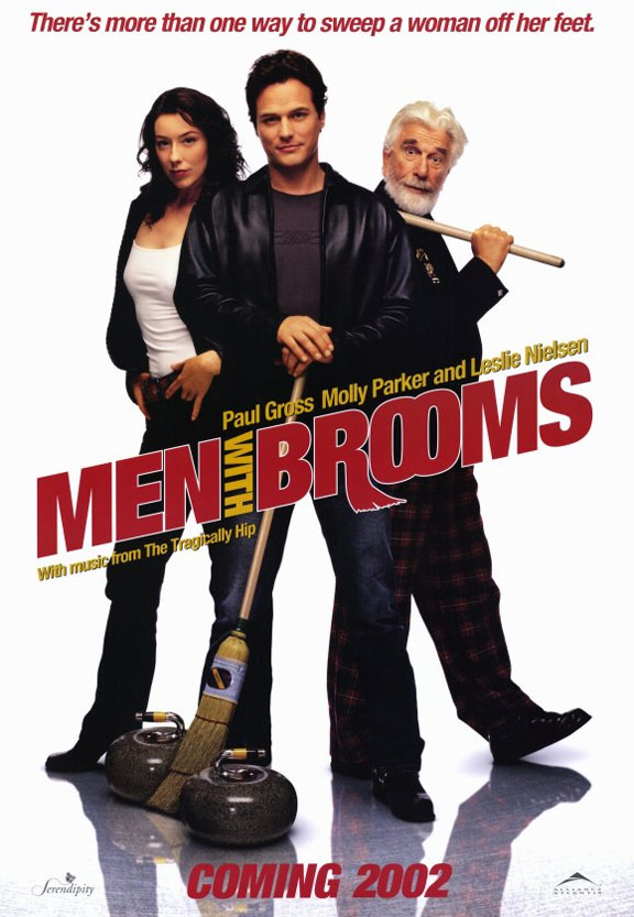 Men With Brooms Poster #1