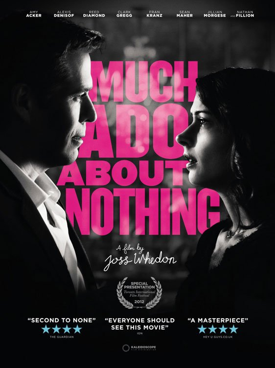 Much Ado About Nothing Poster #1