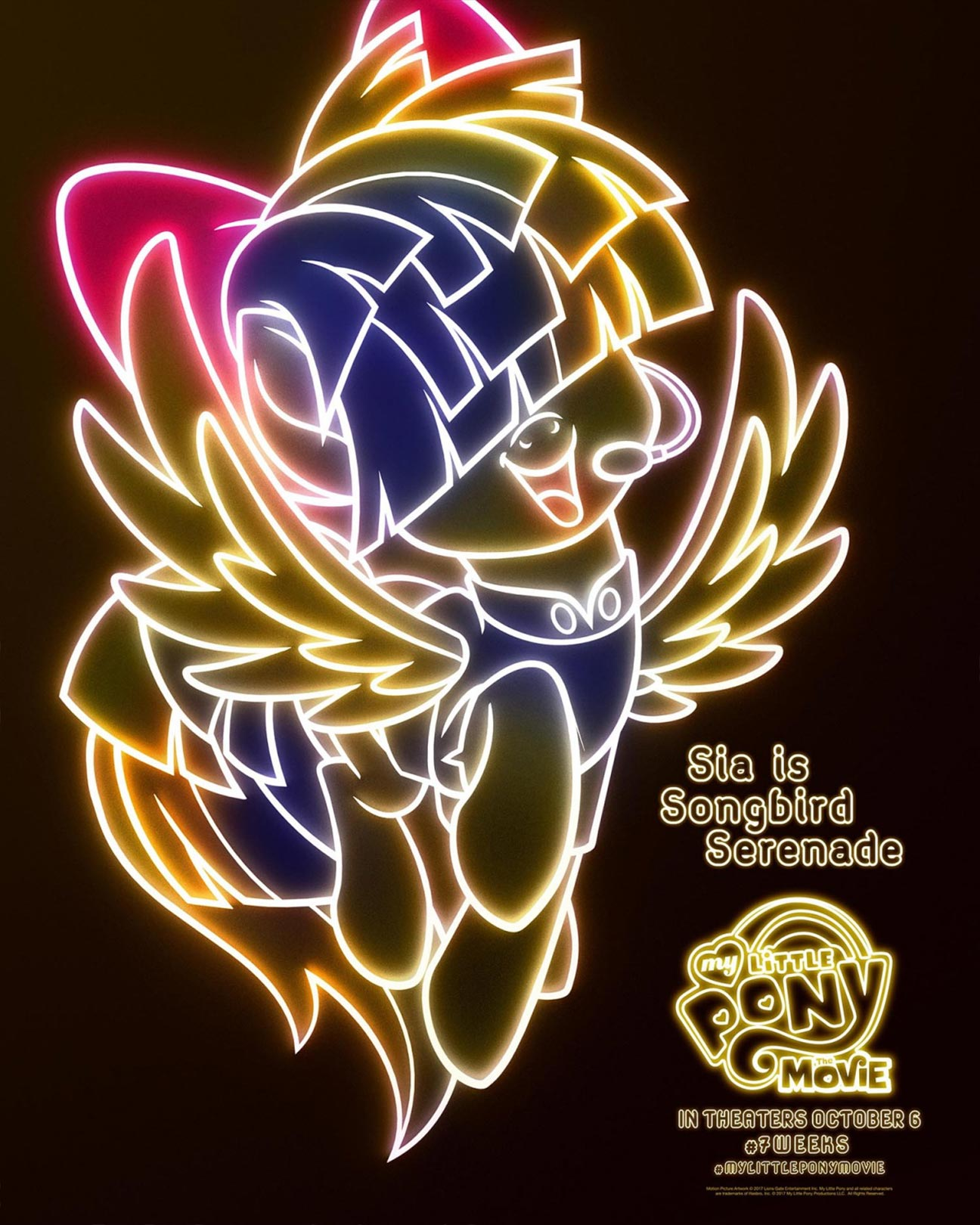 My Little Pony: The Movie Poster #5