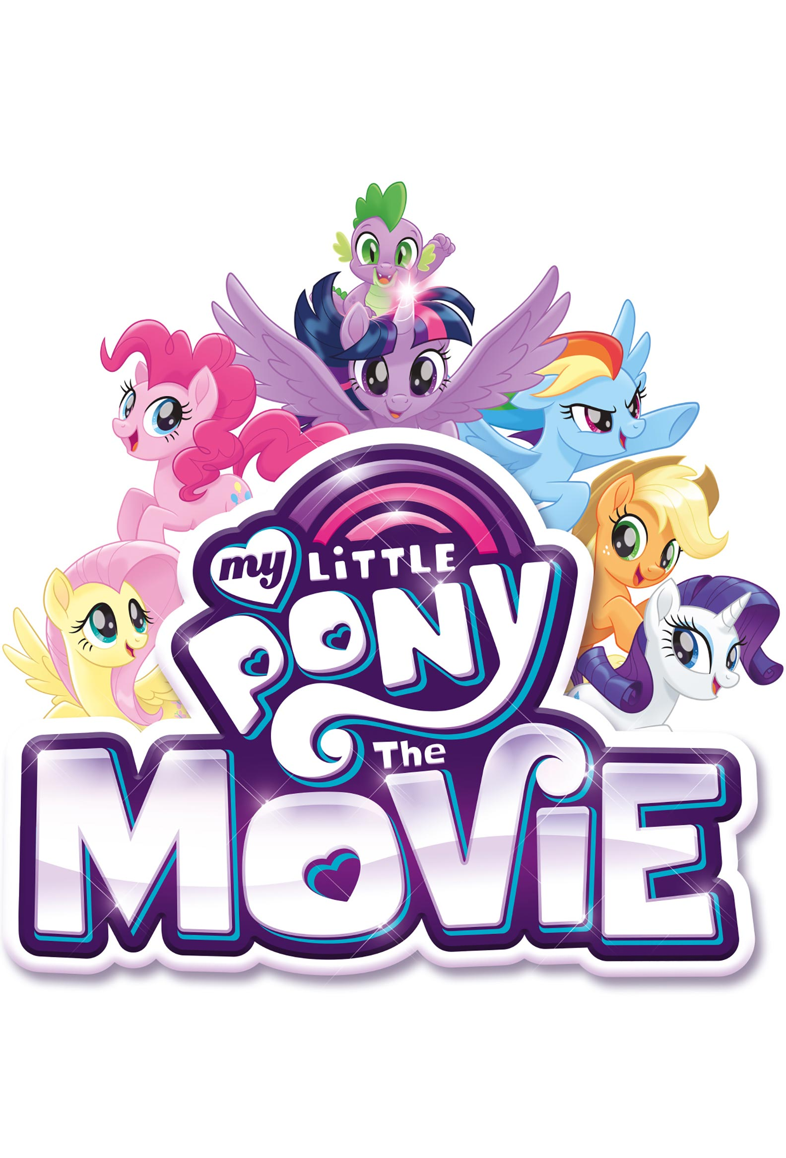 my little pony the movie 2017 poster 5 trailer addict