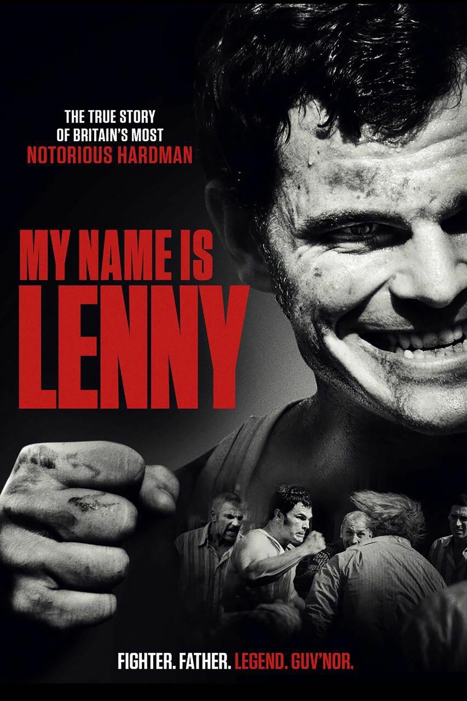 My Name Is Lenny Poster #1