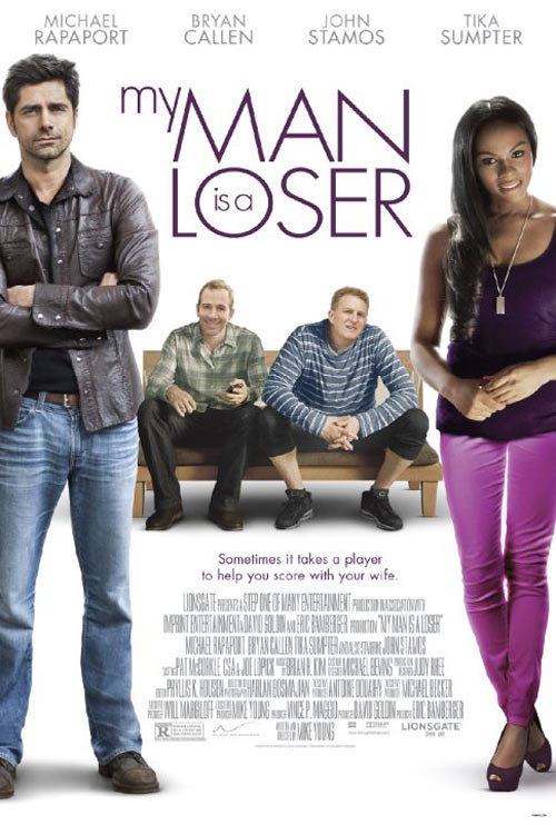 My Man Is a Loser Poster #1