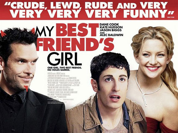 My Best Friend's Girl Poster #4