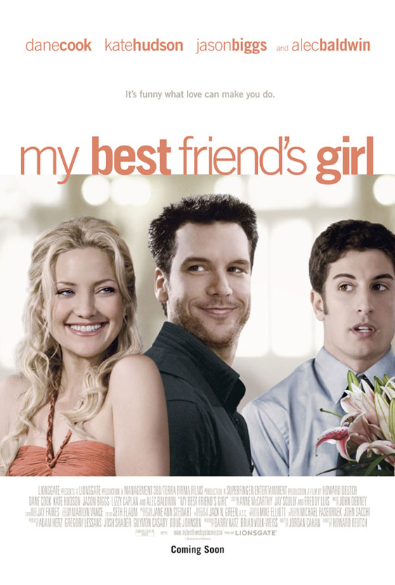 My Best Friend's Girl Poster #1