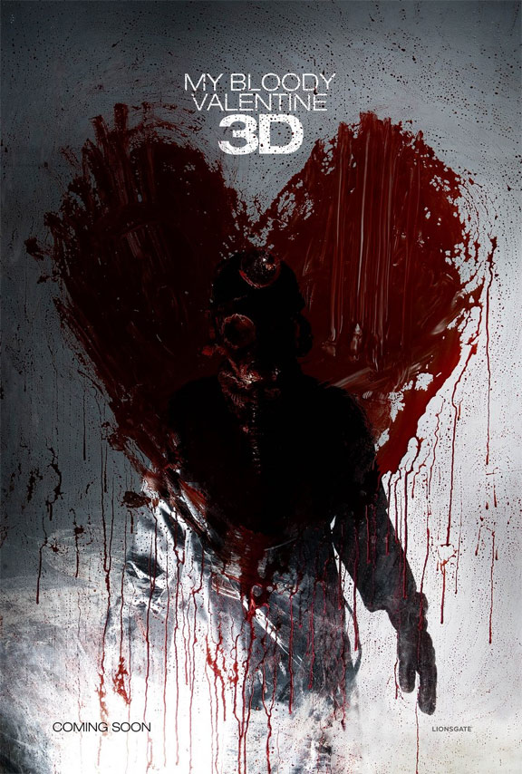 My Bloody Valentine 3-D Poster #2