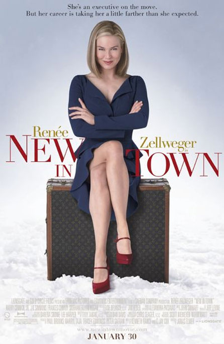 New in Town Poster #1