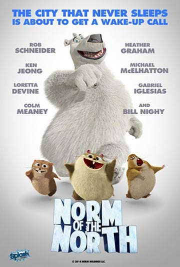 Norm of the North Poster #1