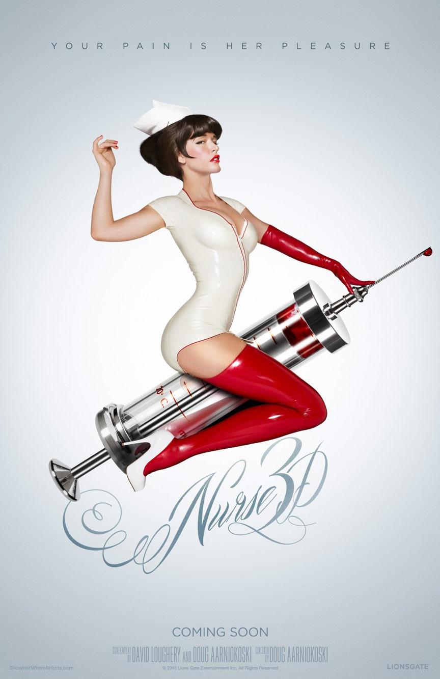 Nurse 3D Poster #1