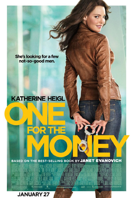 One For the Money Poster #1