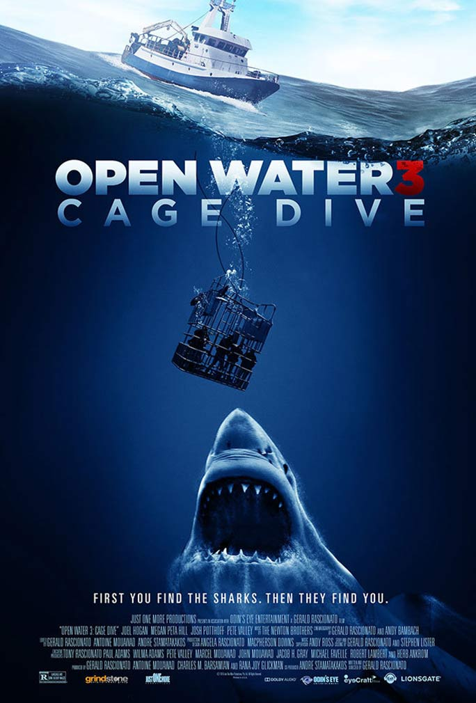 Open Water 3: Cage Dive Poster #1