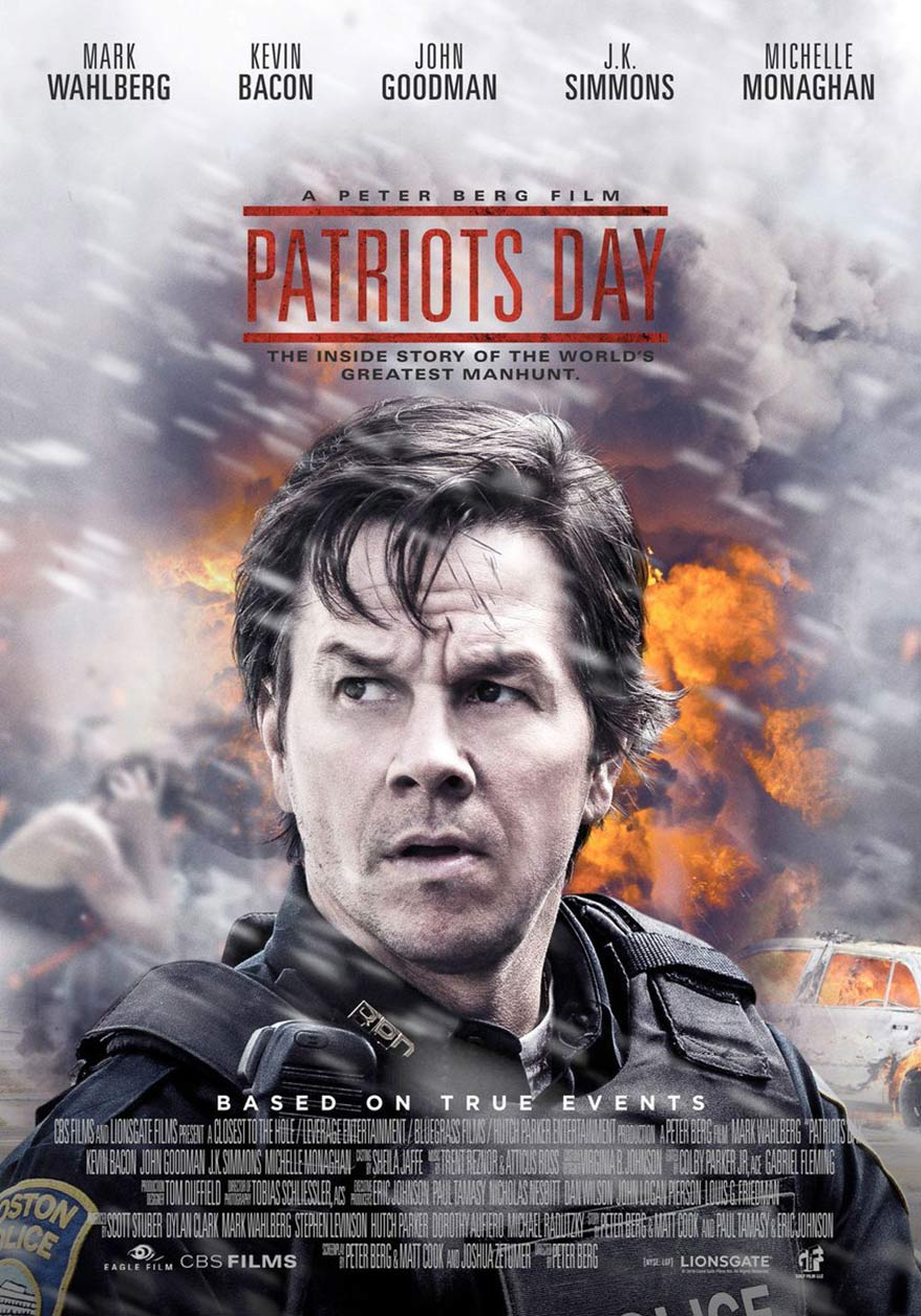 Patriots Day Poster #11