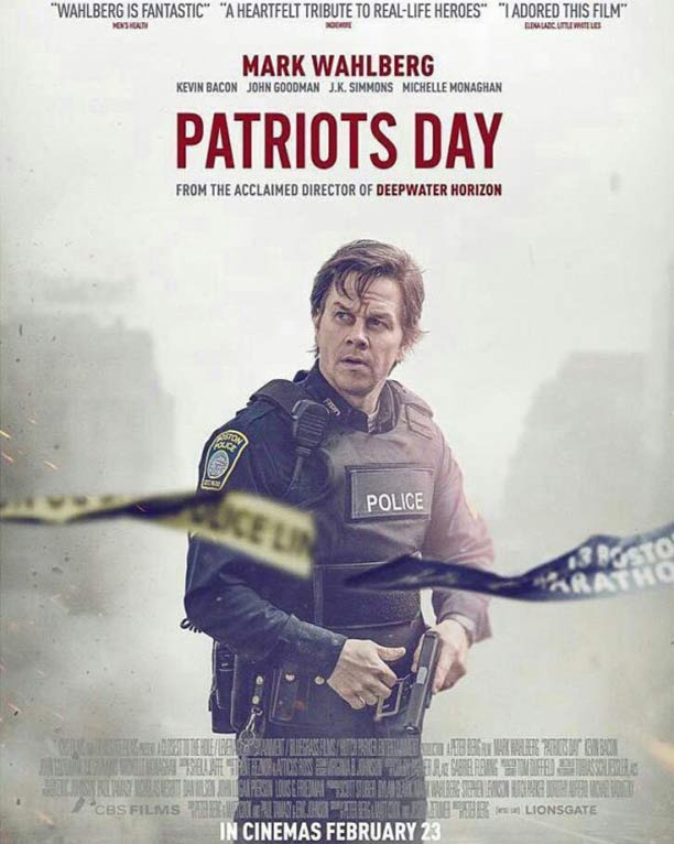 Patriots Day Poster #12