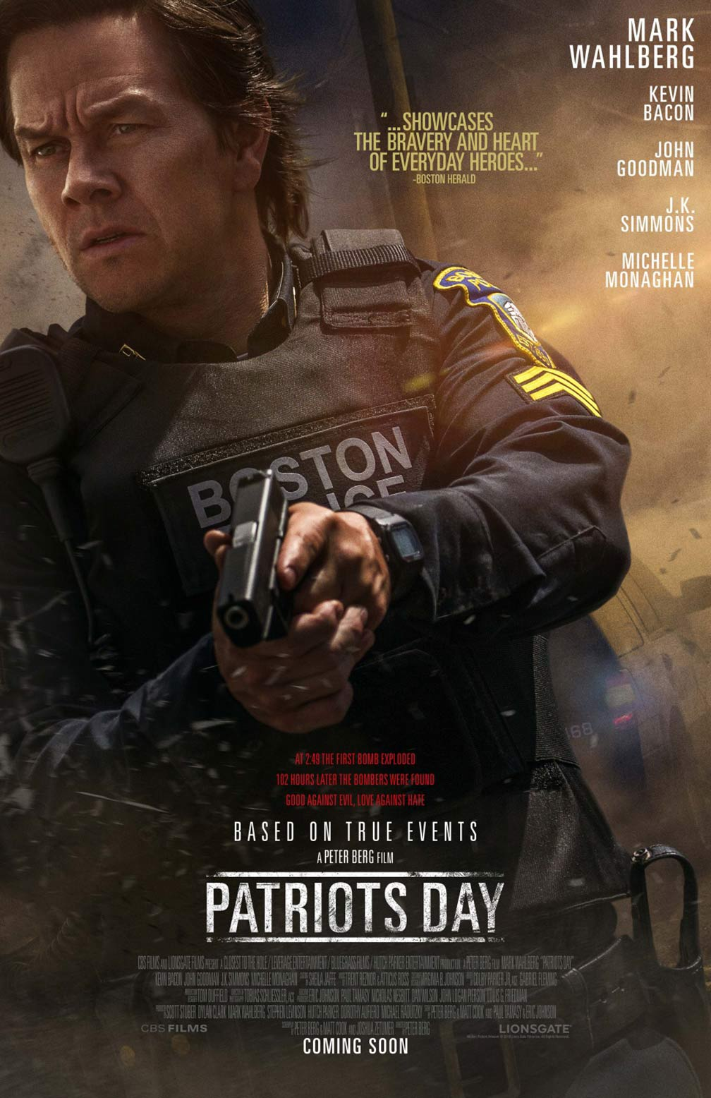 Patriots Day Poster #13