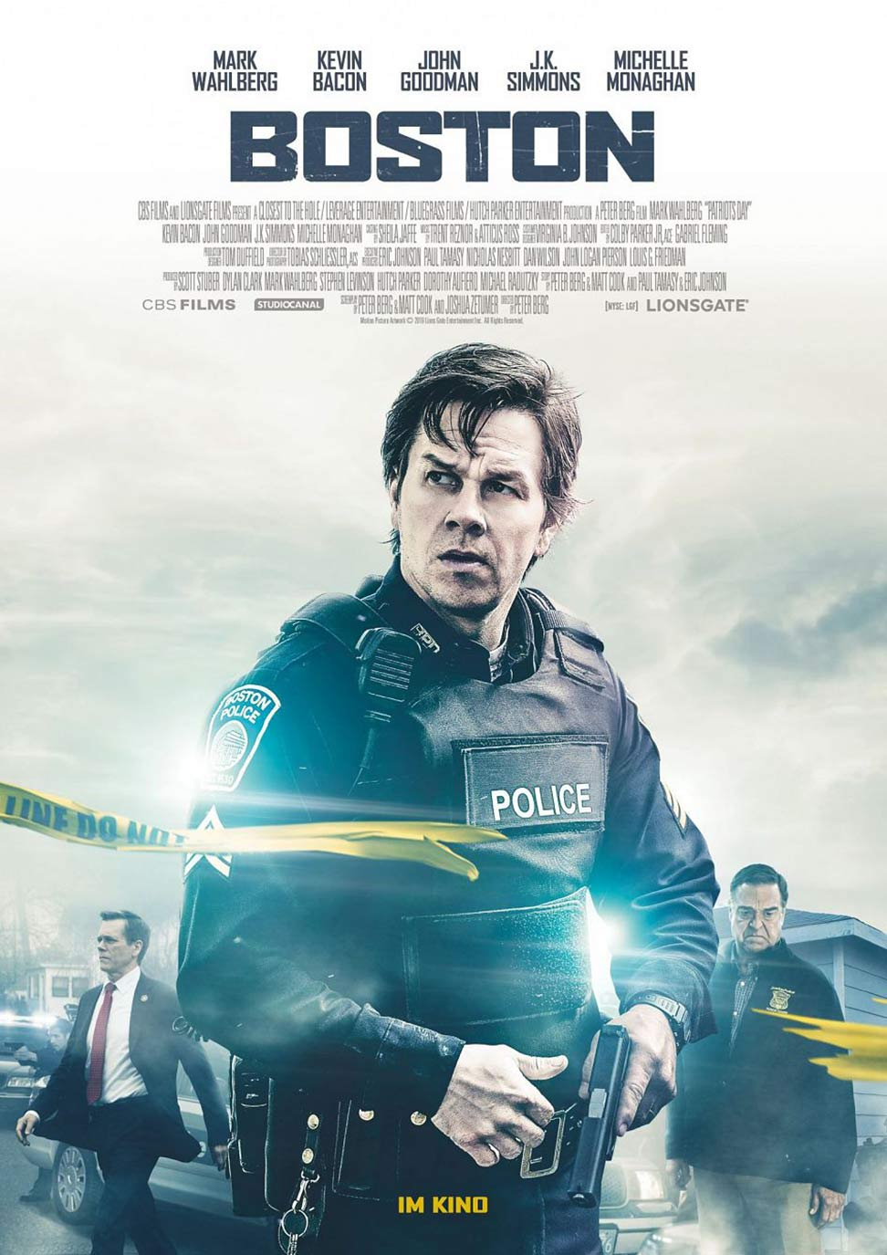 Patriots Day Poster #14