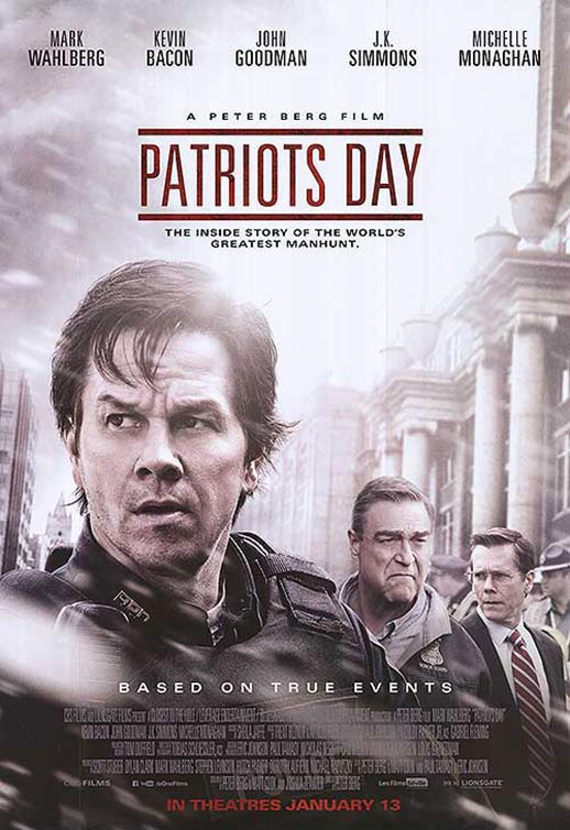 Patriots Day Poster #2