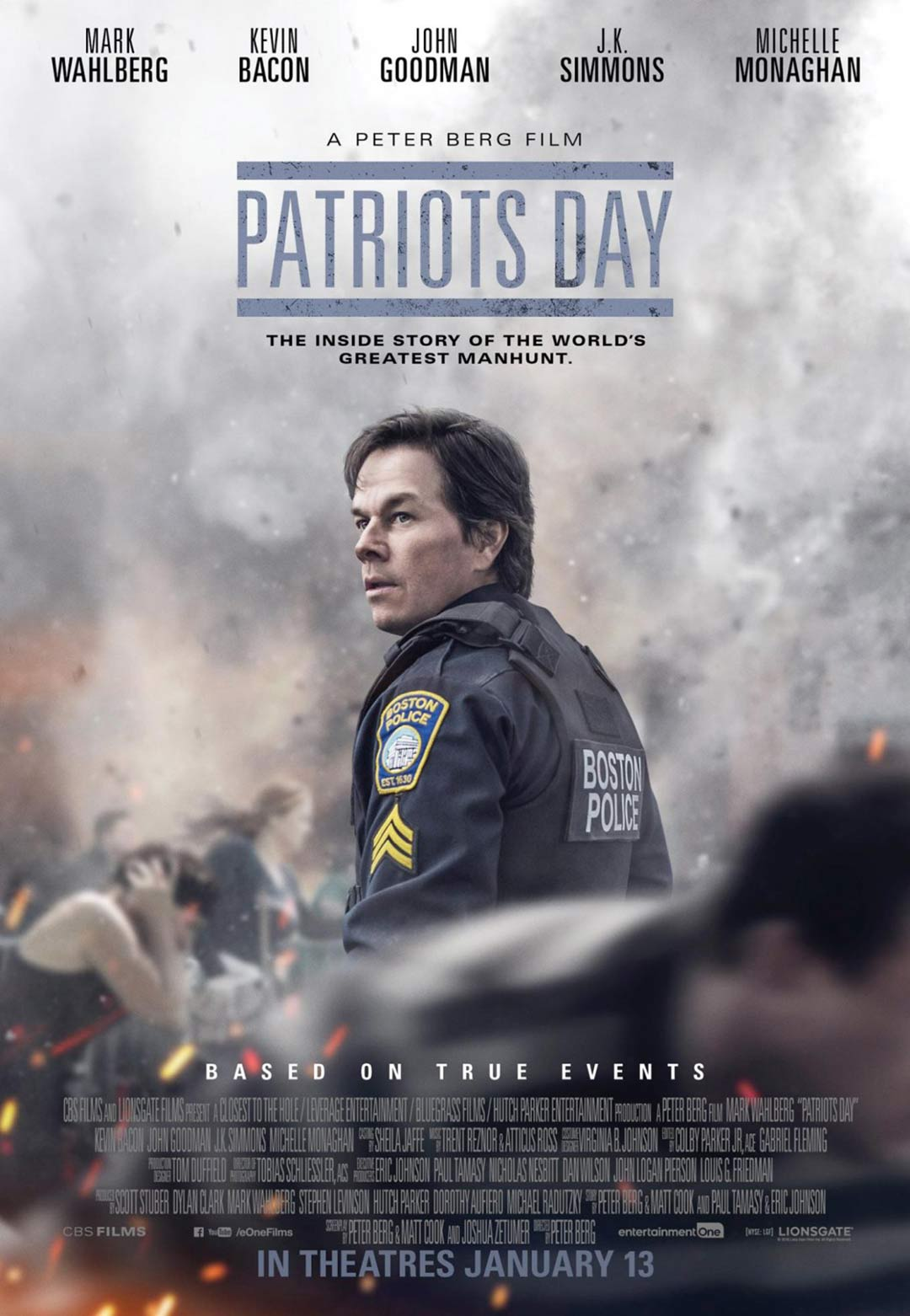 Patriots Day Poster #3