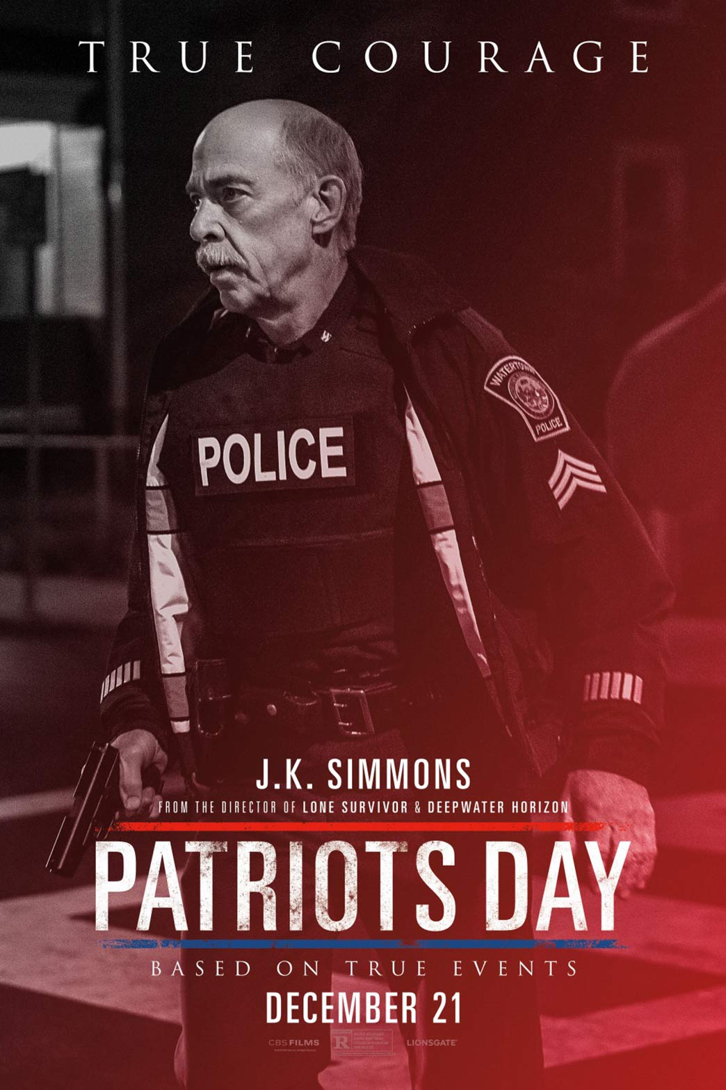 Patriots Day Poster #4