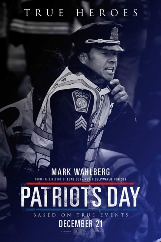 Patriots Day Poster #9