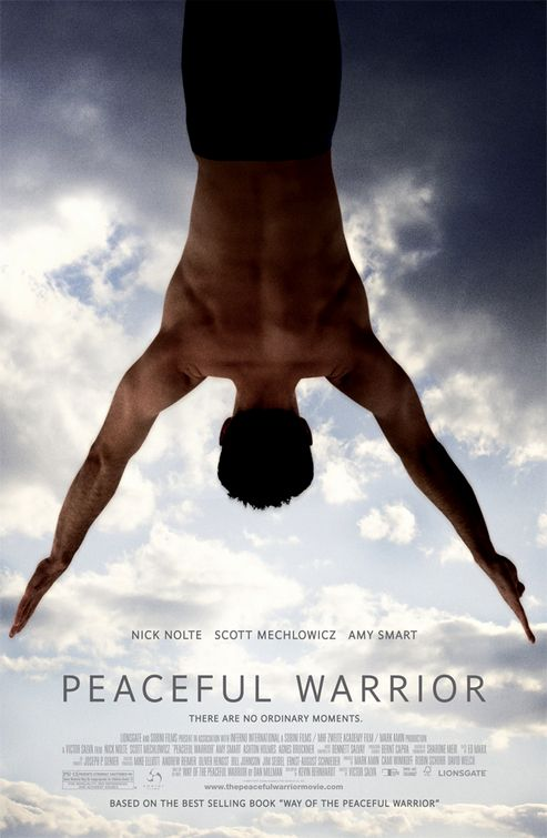 Peaceful Warrior Poster #1
