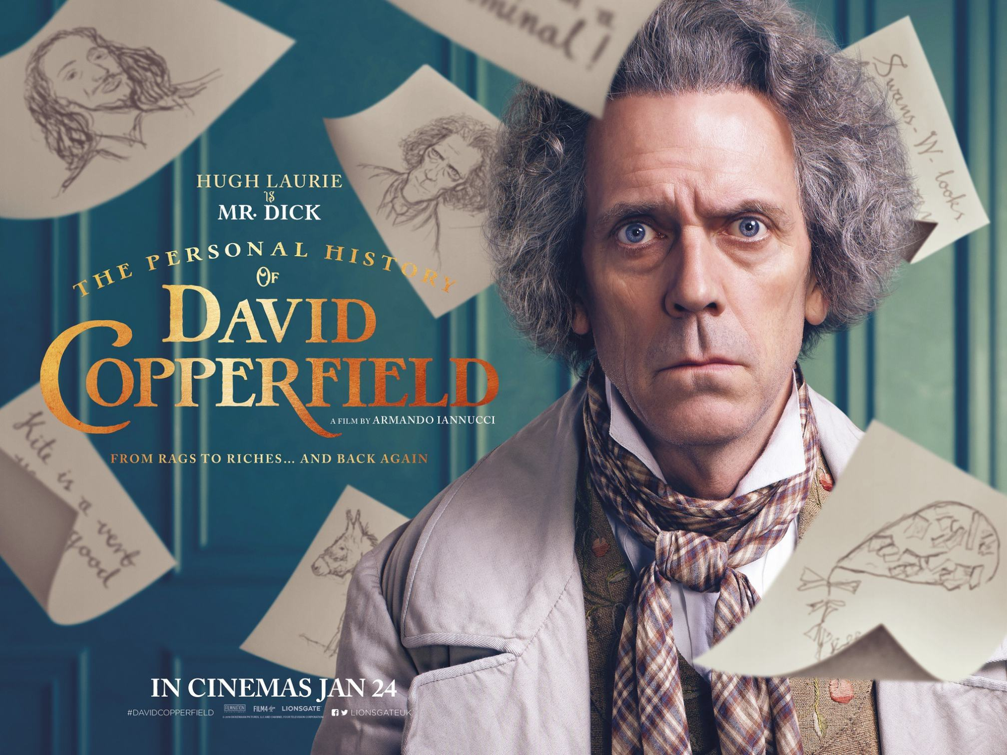 The Personal History of David Copperfield Poster #4