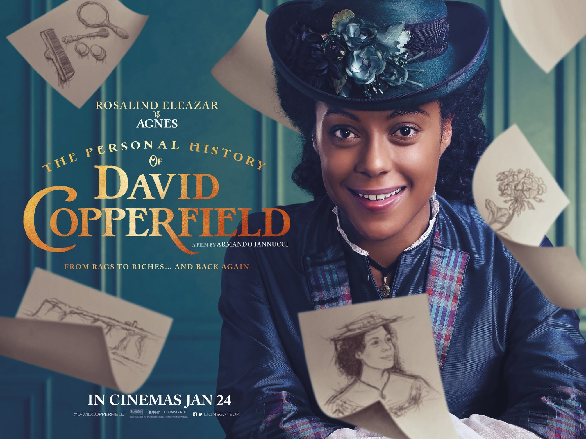 The Personal History of David Copperfield Poster #5