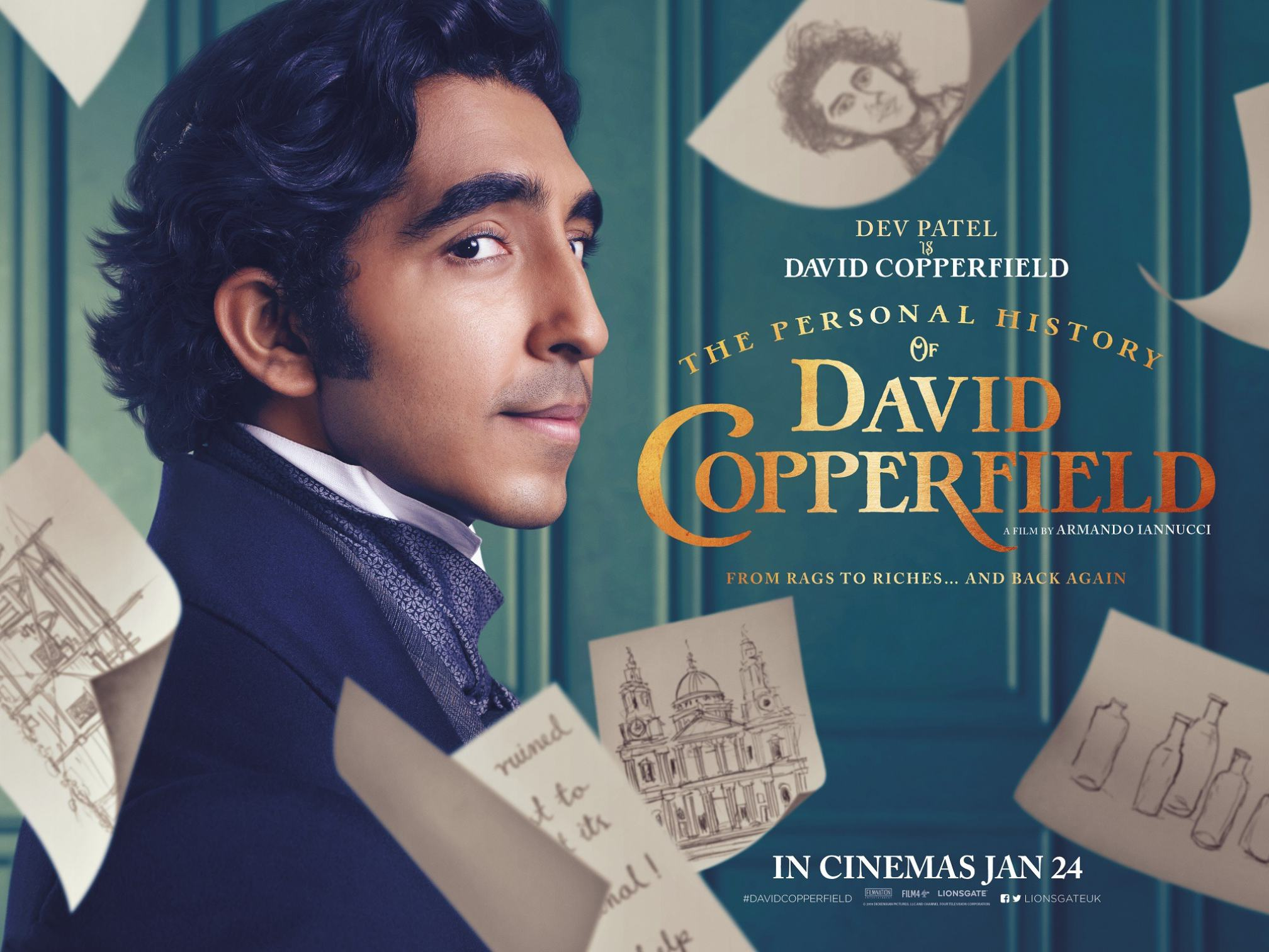 The Personal History of David Copperfield Poster #6