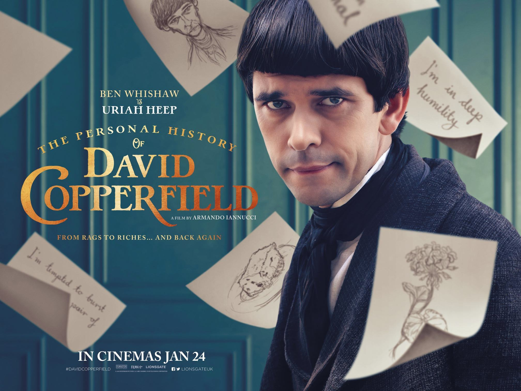 The Personal History of David Copperfield Poster #7