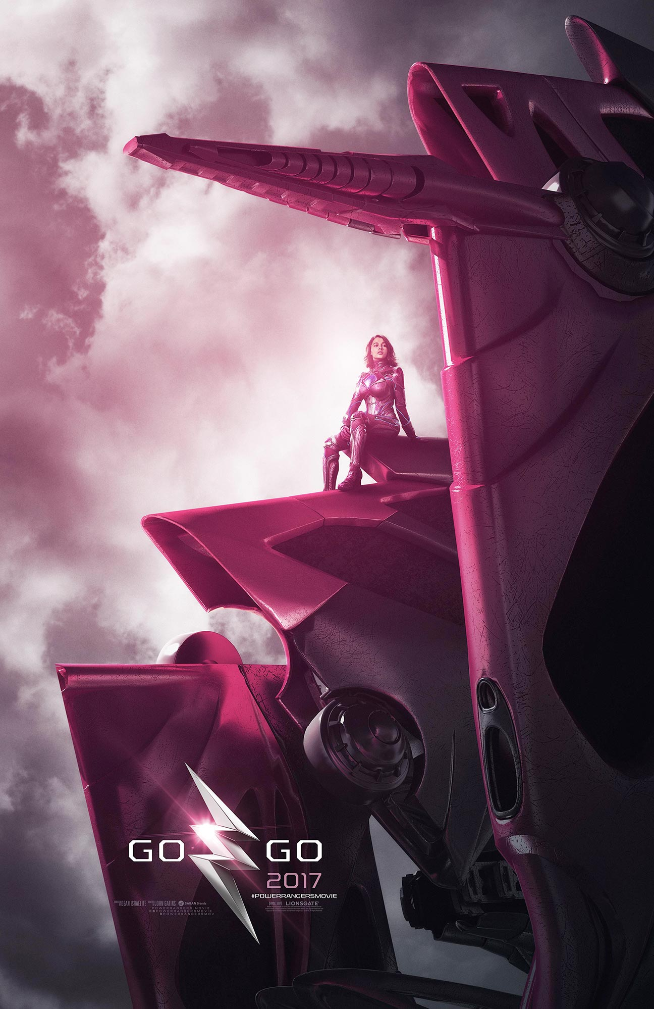 Power Rangers Poster #11