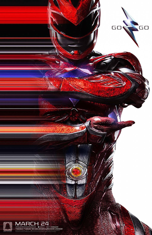 Power Rangers Poster #12