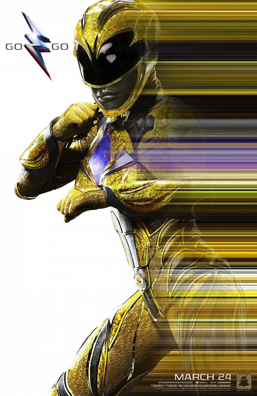 Power Rangers Poster #13