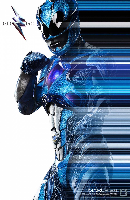 Power Rangers Poster #14
