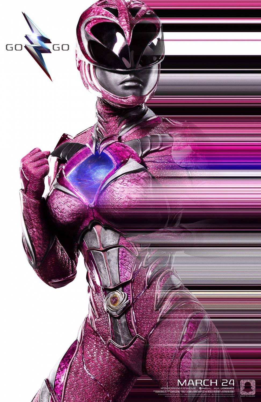 Power Rangers Poster #15