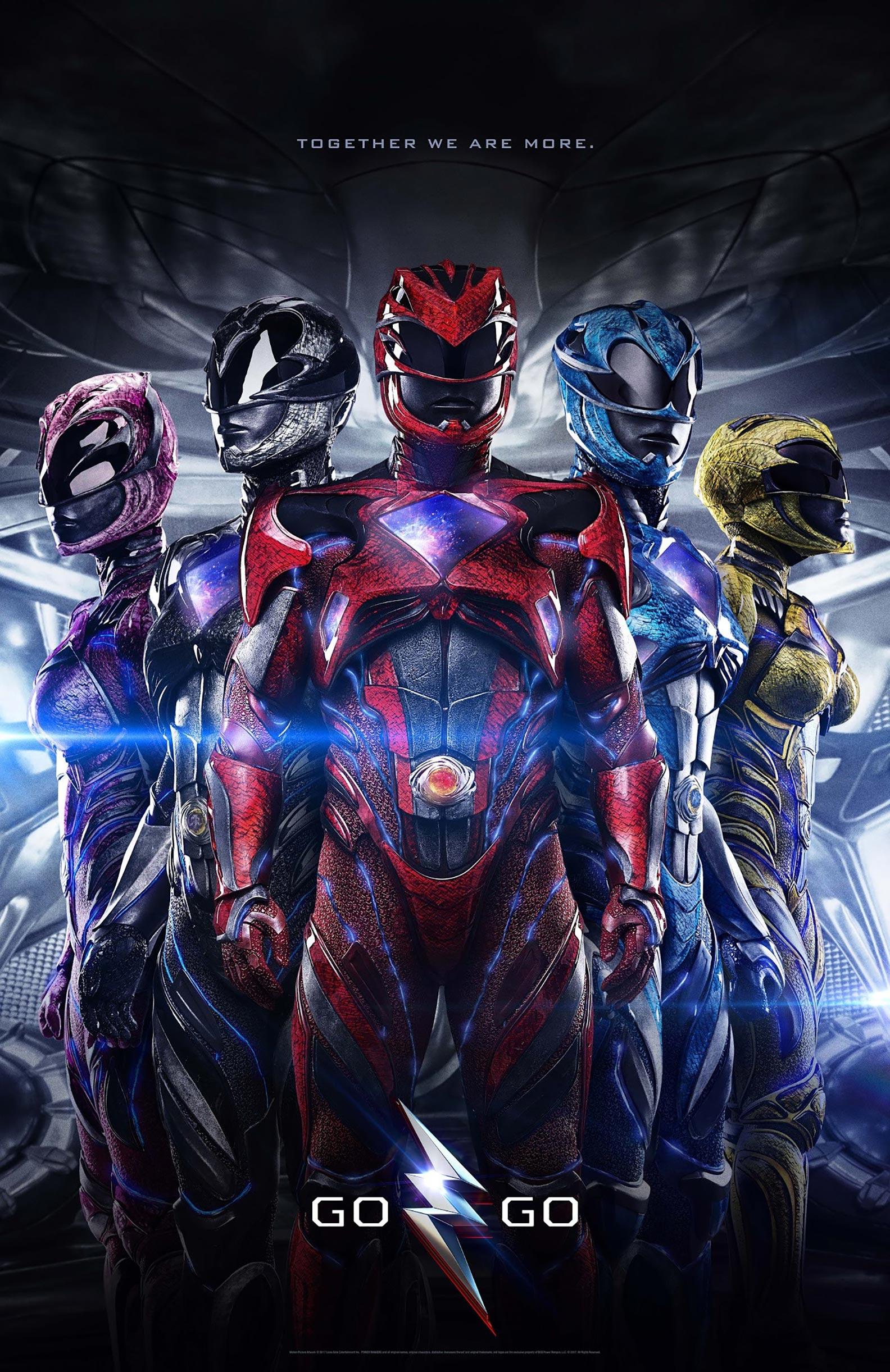 Power Rangers Poster #19