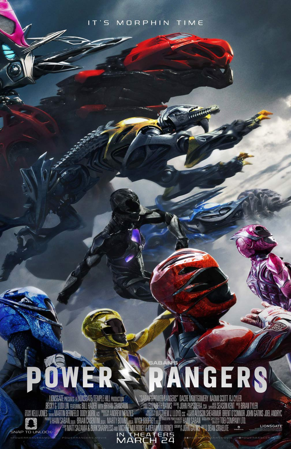Power Rangers Poster #20