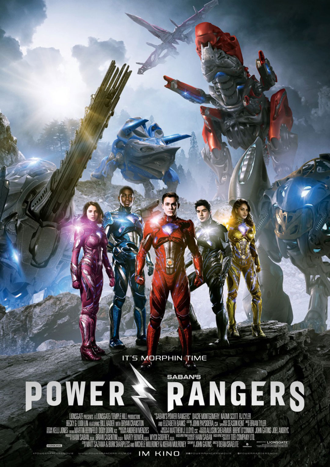 Power Rangers Poster #23