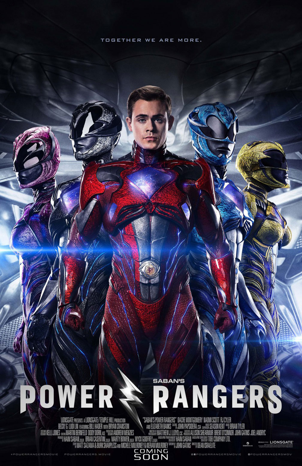 Power Rangers Poster #24