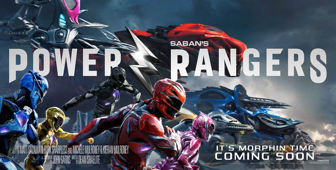 Power Rangers Poster #25