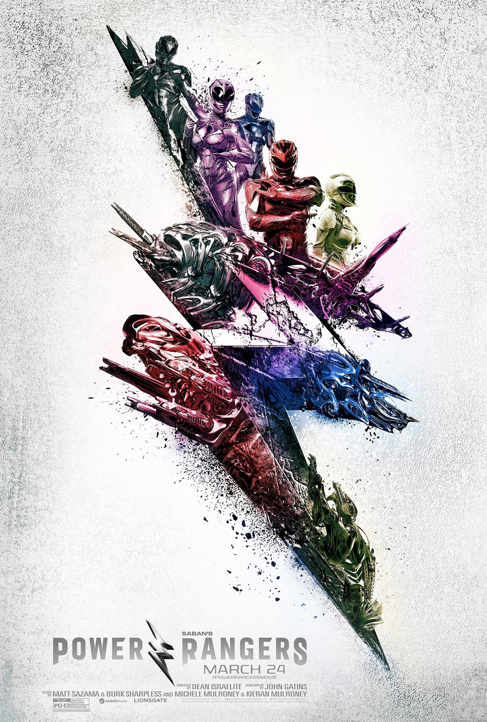 Power Rangers Poster #26