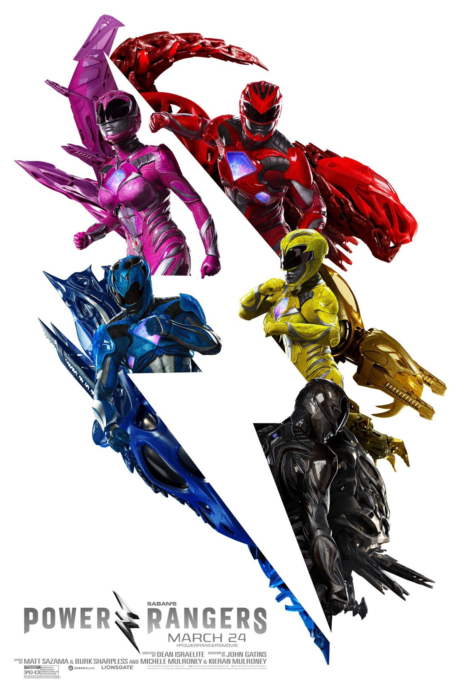 Power Rangers Poster #27