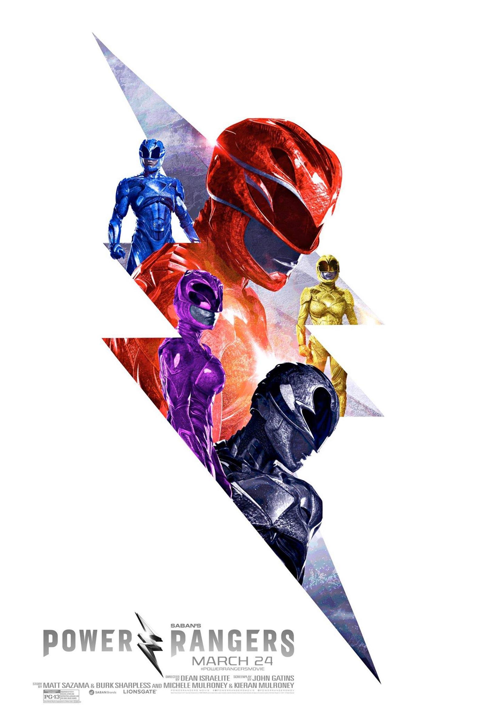Power Rangers Poster #28