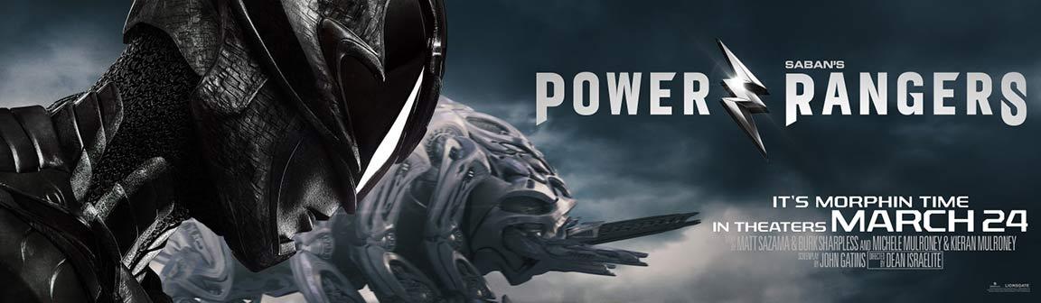 Power Rangers Poster #31