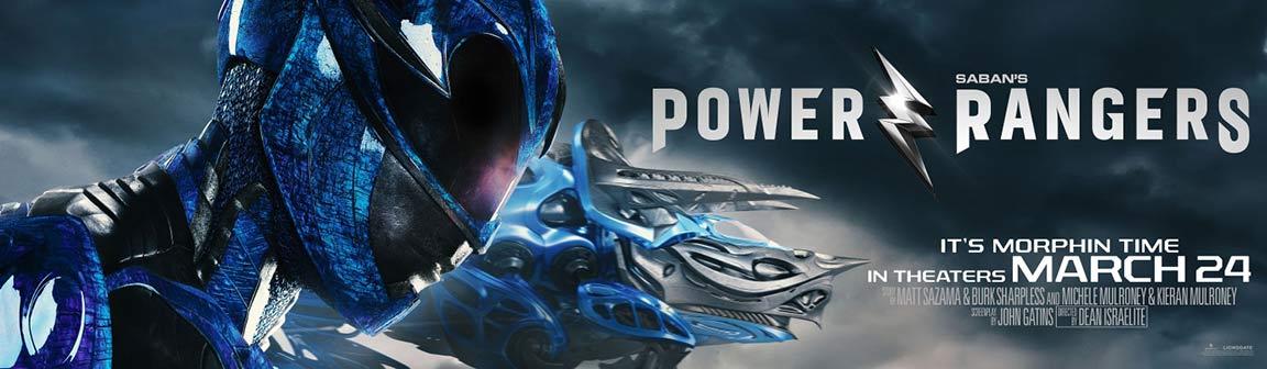 Power Rangers Poster #32