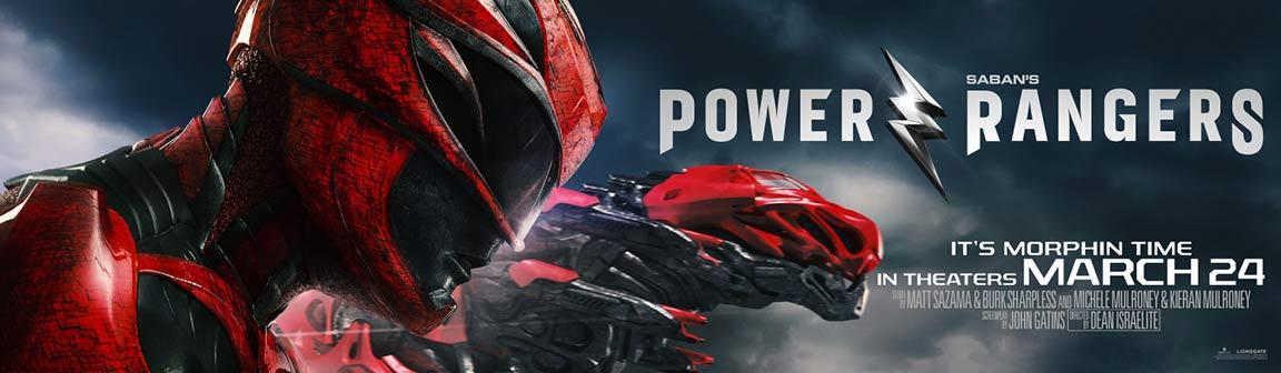 Power Rangers Poster #34