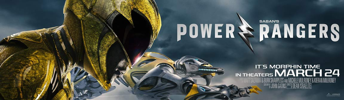 Power Rangers Poster #35