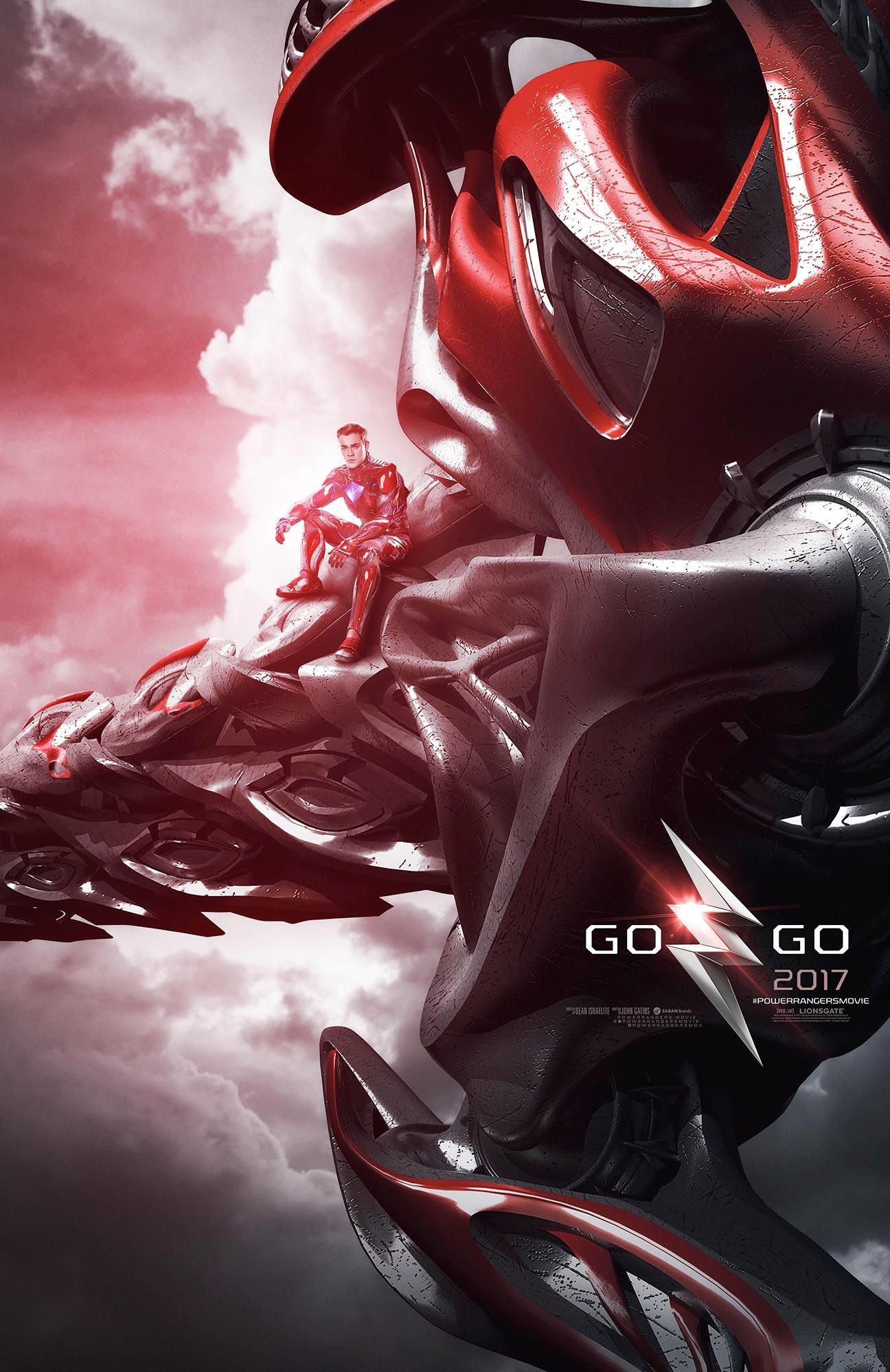 Power Rangers Poster #8