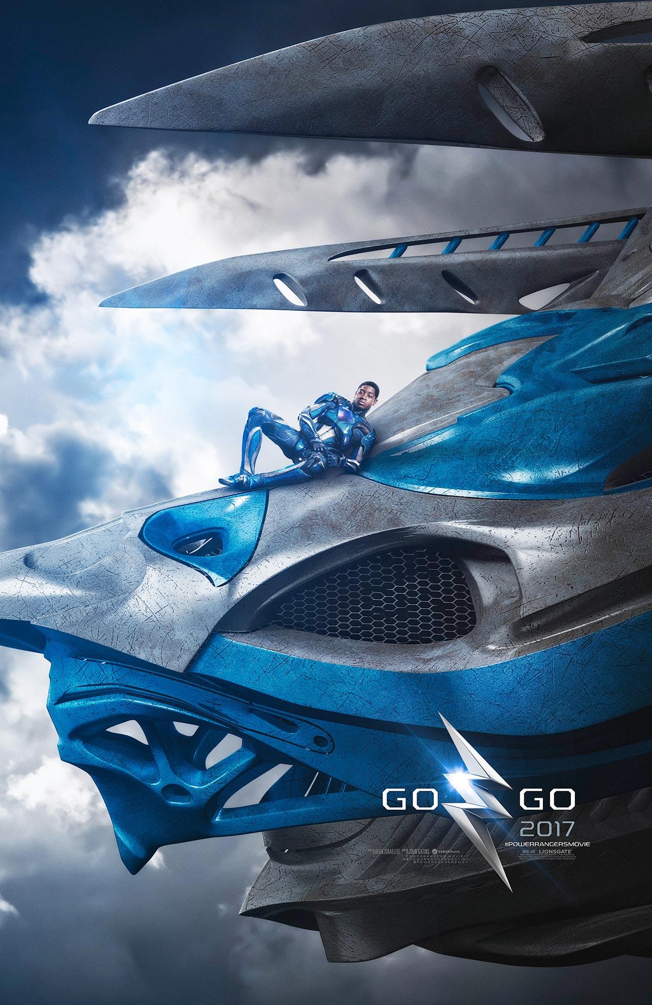 Power Rangers Poster #9