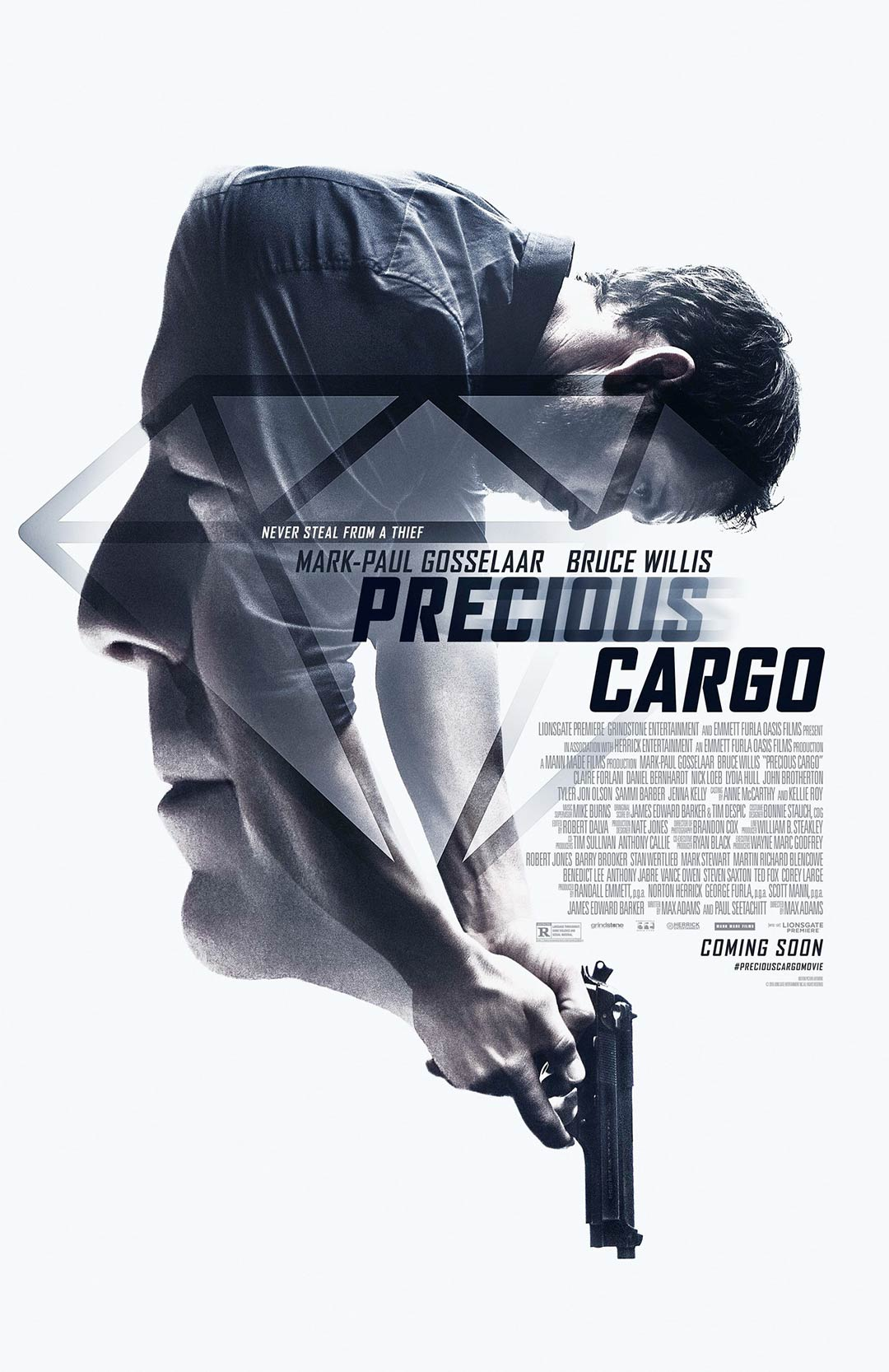 Precious Cargo Poster #1