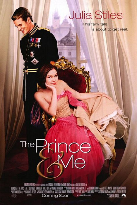 The Prince and Me Poster #1
